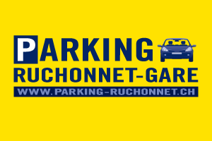 Parking Ruchonnet Gare
