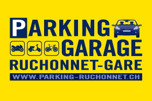 Parking Garage Ruchonnet Gare